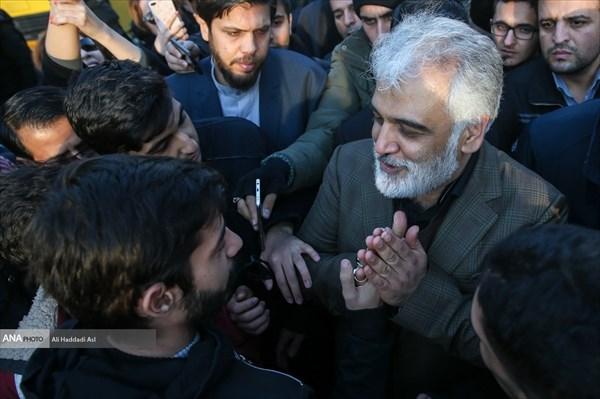 مشروح گفت وگوی ۳ ساعته دکتر طهرانچی با دانشجویان واحد علوم و تحقیقات