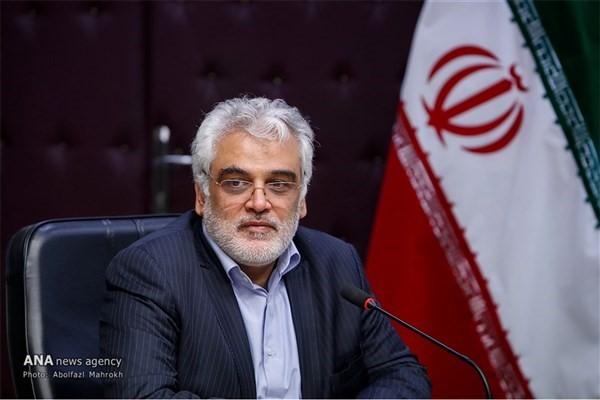 پیام تبریک رئیس دانشگاه آزاد به حجتالاسلام عاملی/ تقدیر از زحمات دکتر مخبردزفولی