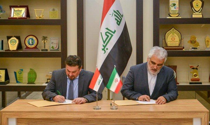 امضای توافقنامه همکاری علمی و فرهنگی میان وزارت آموزش عالی و تحقیقات علمی عراق و دانشگاه آزاد اسلامی