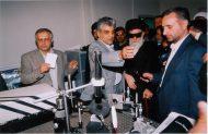 دیدار مقام معظم رهبری از دانشگاه شهید بهشتی اردیبهشت ۸۴