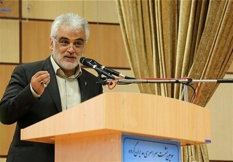 دکتر طهرانچی: دانشگاه آزاد پیگیر تحقق تمدن نوین اسلامی در جهان است