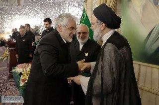 دکتر طهرانچی انتصاب آیت الله رئیسی به ریاست قوه قضائیه را تبریک گفت