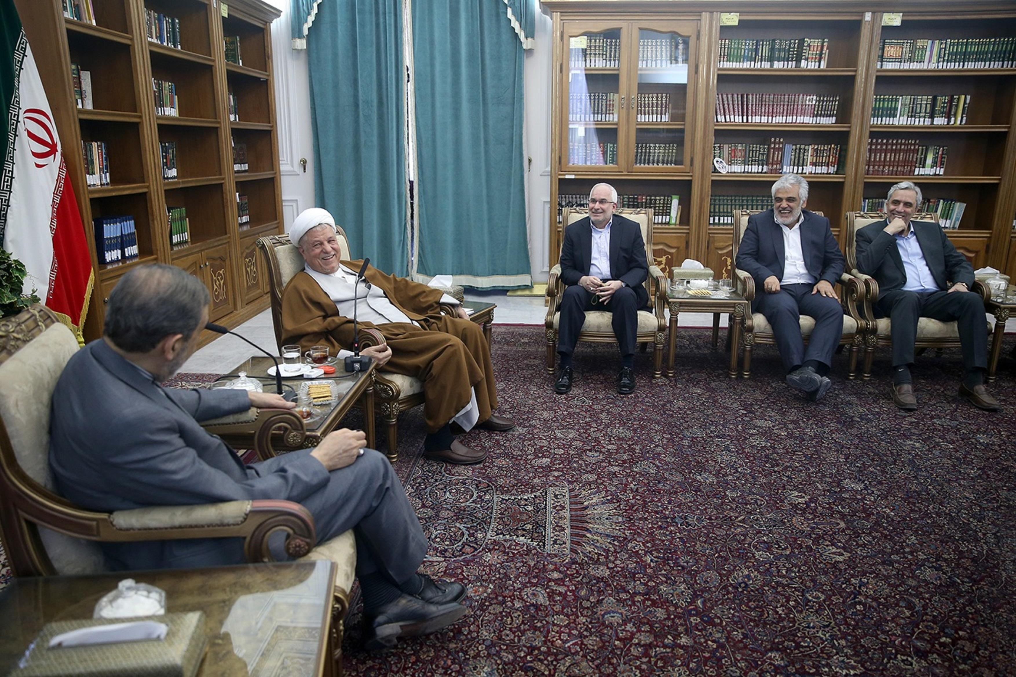 جلسات مرکز استراتژیک مجمع تشخیص مصلحت نظام