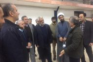 بازدید سرزده رئیس دانشگاه آزاد اسلامی از واحد رامسر و مجتمع رفاهی اراک