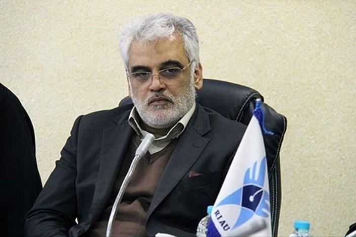 تأکید دکتر طهرانچی بر گسترش فعالیتهای علمی بین دانشگاه آزاد اسلامی و کشور عراق