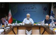 برگزاری جلسات بررسی بودجه استانهای دانشگاه آزاد اسلامی