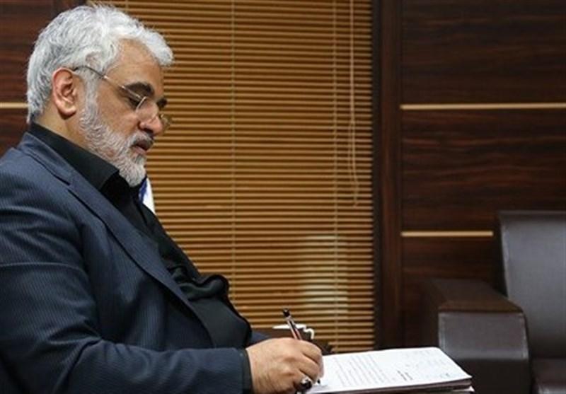 رئیس دانشگاه آزاد اسلامی درگذشت پدر همسر دکتر ولایتی را تسلیت گفت
