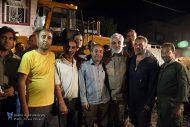 دومین حضور دکتر طهرانچی در شهر سیل زده پلدختر طی هفته جاری