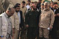 طهرانچی در شهر سیل زده معمولان و روستای چشمه شیرین حضور یافت
