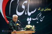 پیشرفتهای علمی ایران اسلامی عرصه را برای دشمنان تنگ کرده است/ اگر سپاه پاسداران نبود، لشکر جاهلی شیاطین در منطقه حاکم میشد