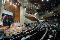 """همایش دانشگاهی """"من یک سپاهی ام"""" در دانشگاه آزاد اسلامی"""
