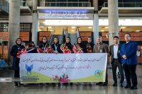 دانشگاه آزاد اسلامی افتخار دارد که حامی ورزش بانوان است