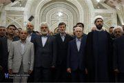 دانشگاهیان دانشگاه آزاد اسلامی با آرمانهای امام راحل و رهبر معظم انقلاب تجدید میثاق کردند