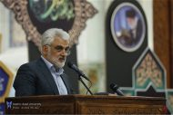 میثاقنامه دانشگاهیان با حضرت امام خمینی (ره) و رهبر معظم انقلاب قرائت شد