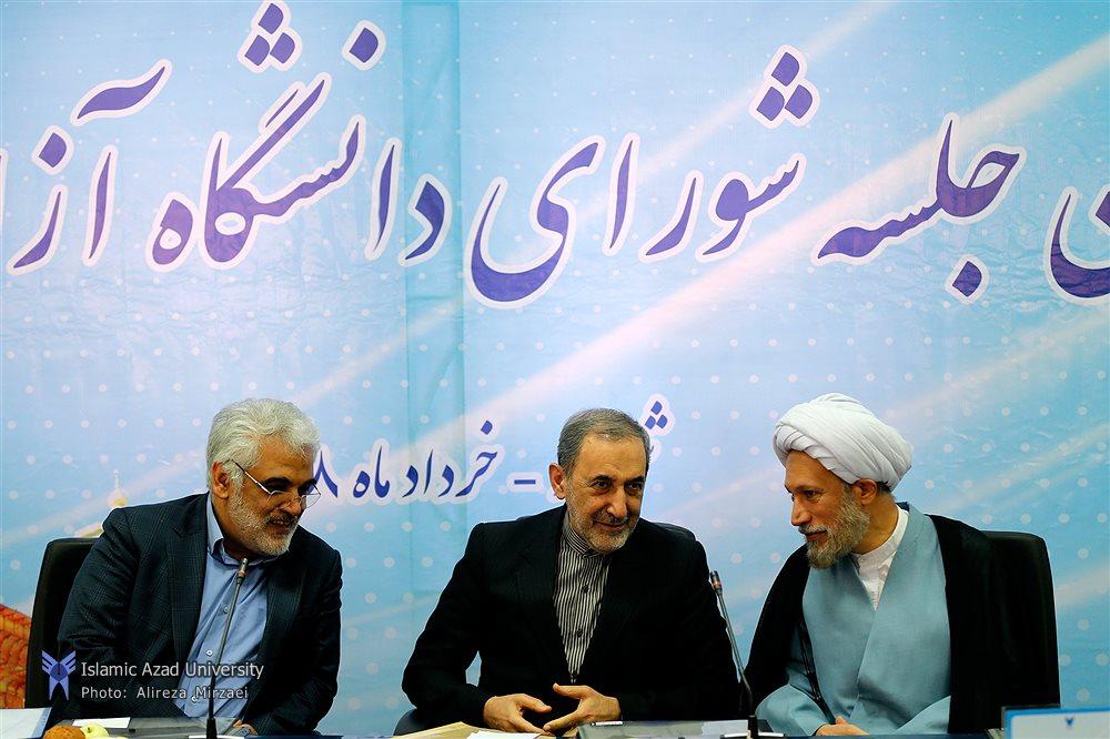 دانشگاه آزاد اسلامی در گام دوم باید به تربیت قوه عاقله کشور توجه کند/ تحول در فضای جدید دانشگاه آزاد اسلامی یک الزام است