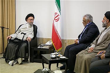 دیدار رئیس دانشگاه آزاد اسلامی با نماینده ولی فقیه در استان گلستان و امام جمعه گرگان