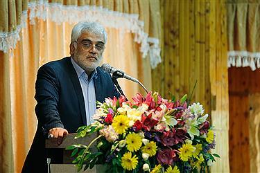 حضور دکتر طهرانچی در دوره حیات طیبه تشکل های دانشجویی دانشگاه آزاد اسلامی