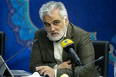 نشست مدیران روابط عمومی مراکز استانهای دانشگاه آزاد اسلامی با دکتر طهرانچی