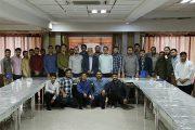 نشست صمیمانه ۵ ساعته دکتر طهرانچی با جمعی از مسئولان بسیج دانشجویی واحدهای دانشگاه آزاد اسلامی برگزار شد
