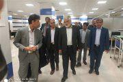 حضور سرزده دکتر طهرانچی در دانشگاه آزاد سیستان و بلوچستان/ بازدید از واحدهای استان