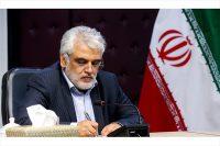 دکتر طهرانچی فرارسیدن سیوهشتمین سالگرد تأسیس دانشگاه آزاد اسلامی را تبریک گفت