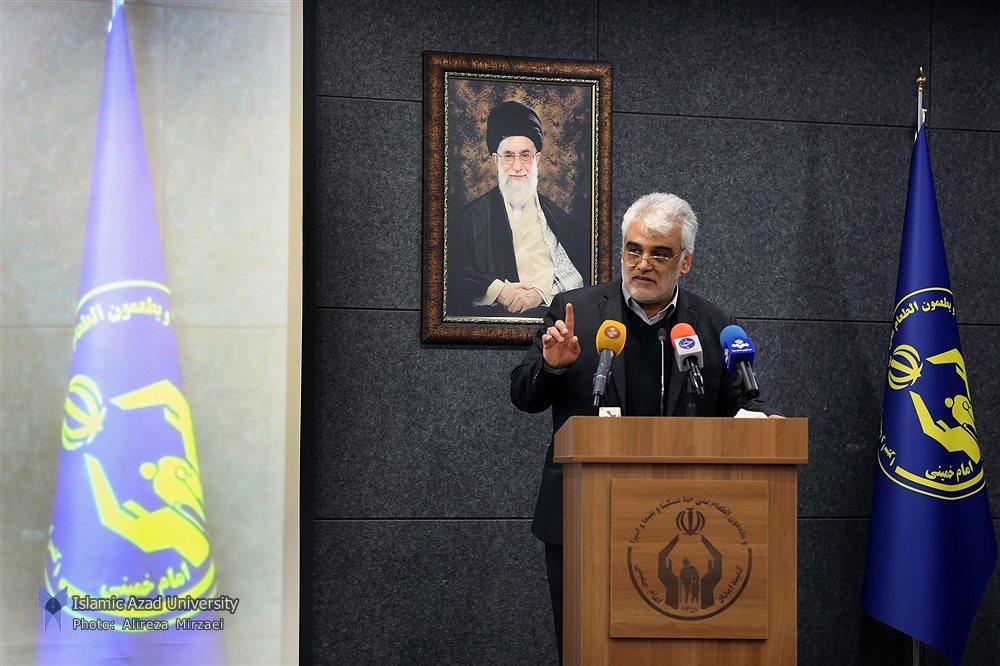 کمیته امداد امام(ره) با ارتباط با آموزش و پرورش و دانشگاه ها در تربیت نسل جدید از اشاعه ارزش اسلامی انفاق غفلت نکند
