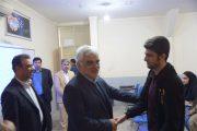 بازدید سرزده دکتر طهرانچی از دانشگاه آزاد اسلامی واحد بوشهر