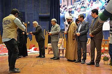 برگزاری جشن ازدواج دانشجویی دانشجویان سراسر کشور با حضور دکتر طهرانچی