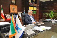 جلسه ویدئوکنفرانس با رؤسای دانشگاه آزاد اسلامی ۵ استان برگزار شد