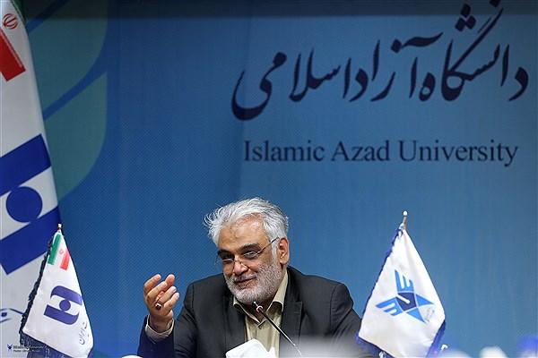 تلاش دانشگاه آزاد اسلامی برای ارائه مدلهای حمایتی تحصیل دانشجویان/ ثبت رکورد حضور ۷۰۰ هزار دانشجو در کلاسهای مجازی دانشگاه آزاد