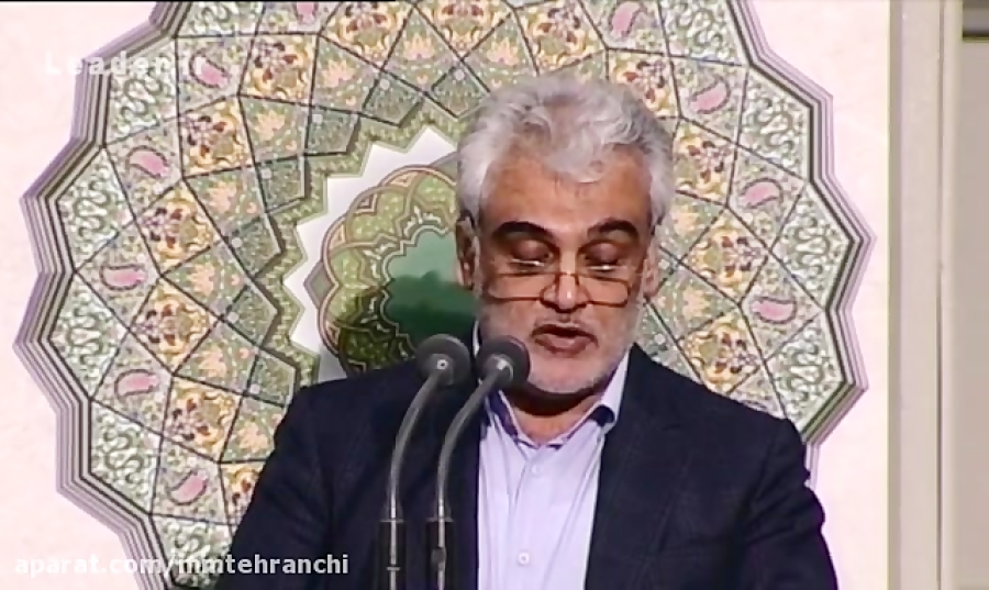 ویدیو: ارائه نظرات در دیدار با مقام معظم رهبری -رمضان ۹۷