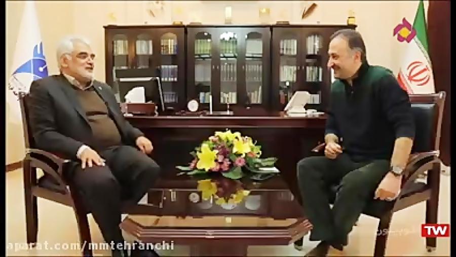 ویدیو: برنامه مدیر مسئول با حضور دکتر طهرانچی-رئیس دانشگاه آزاد اسلامی- قسمت ۱
