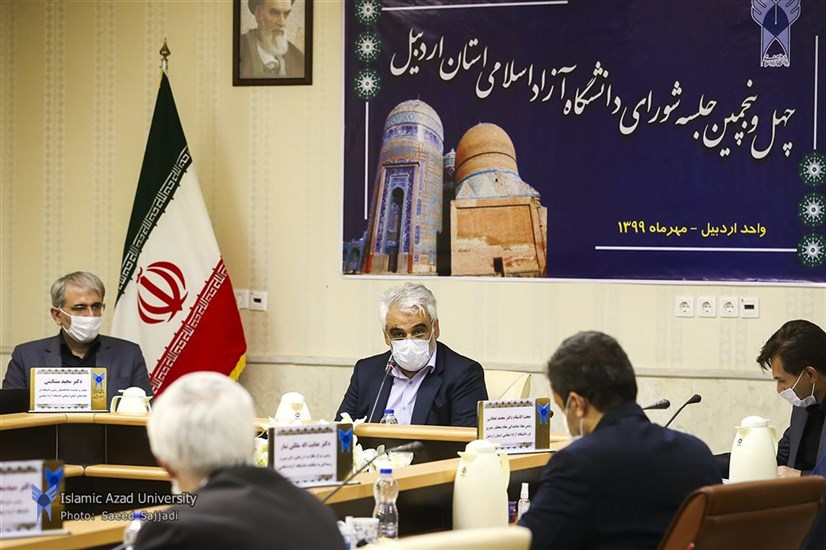 گزارش کامل سفر دکتر طهرانچی به استان اردبیل