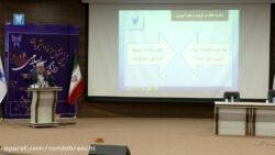 سخنرانی دکتر طهرانچی در مراسم از استقبال از ورودیهای ۹۹ دانشگاه آزاد اسلامی