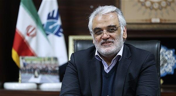 رئیس دانشگاه آزاد اسلامی فرارسیدن سال نو را به خانواده بزرگ دانشگاه آزاد اسلامی تبریک گفت