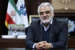 دکتر طهرانچی انتصاب حجت الاسلام والمسلمین محسنی اژه ای به ریاست قوه قضائیه را تبریک گفت