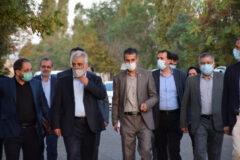 دکتر طهرانچی از دانشگاه آزاد اسلامی واحد خوی بازدید کرد